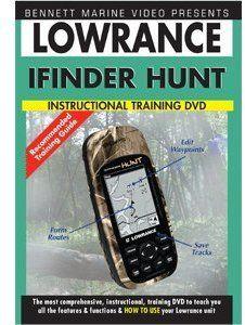 Lowrance Ifinder Hunt