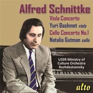 SCHNITTKE: Concertos for Viola and Cello (No. 1)