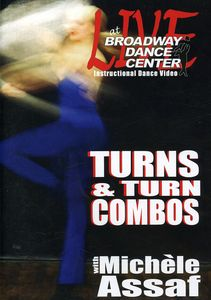 Live at the Broadway Dance Center: Turns and Turn Combo With Michele assaf
