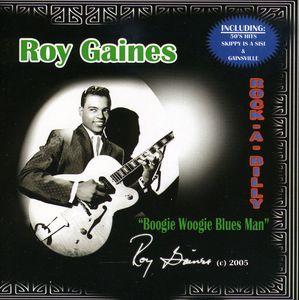 Rock-A-Billy: Boogie Woogie Blues Man