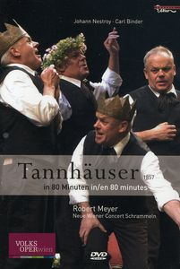 Tannhauser in 80 Minutes