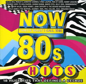 Now 80's Hits