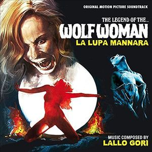 The Legend of Wolfwoman (Werewolf Woman) (Original Soundtrack) [Import]