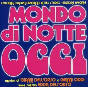 Mondo Di Notte Oggi (Original Soundtrack) [Import]