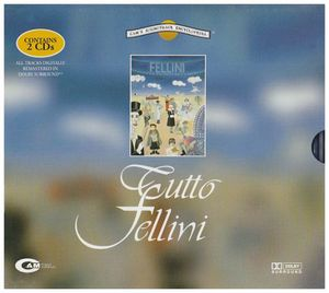 Tutto Fellini [Import]
