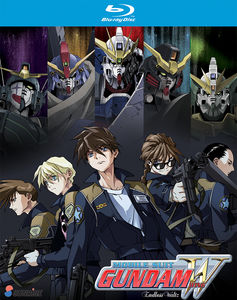 Mobile Suit Gundam Wing Endless Waltz