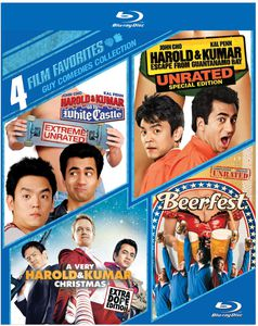 4 Film Favorites: Guy Comedies