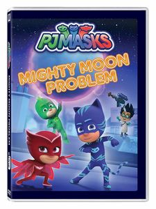 Pj Masks: Moon Problem