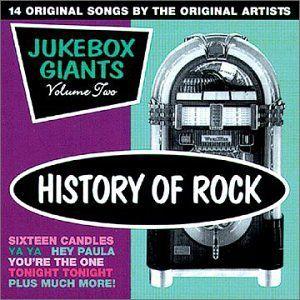 History of Rock: Jukebox Giants 2 /  Various