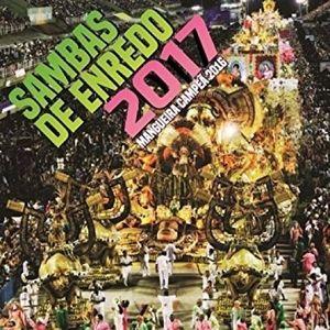 Carnaval 2017 Sambas Enredo Rio De Janeiro [Import]