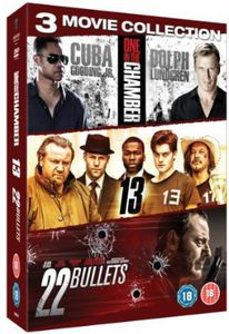 Bullet Triple (One in the Chamber/ 13/ 22 Bullets) [Import]