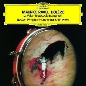 Ravel: Bolero. Rapsodie Espagnole.