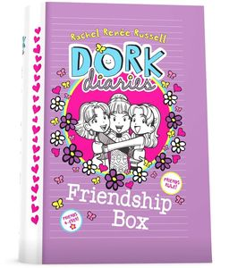 DORK DIARIES FRIENDSHIP BOX