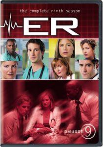 ER: The Complete Ninth Season