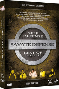 Best Of 5 Experts: Savate Self Defense