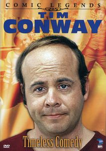 Comic Legends: Tim Conway: Timeless Comedy