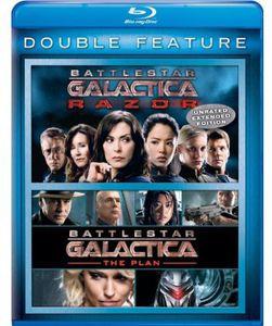 Battlestar Galactica: Razor /  Battlestar Galactica: The Plan