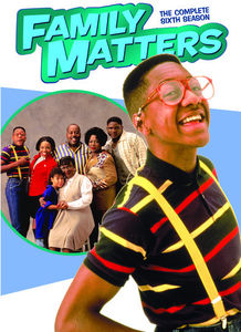 Family Matters: The Complete Sixth Season