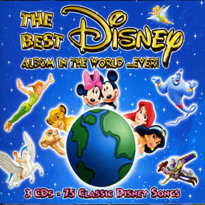 Best Disney Album in the World Ever (Original Soundtrack) [Import]