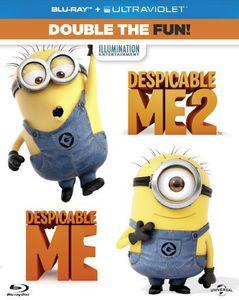 Despicable Me /  Despicable Me 2 [Import]