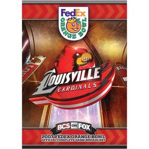 2007 Fedex Orange Bowl Game