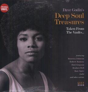 Dave Godin's Deep Soul Treasures /  Various [Import]