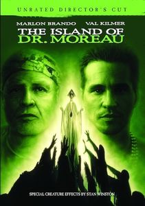The Island of Dr.. Moreau (Unrated Director's Cut)