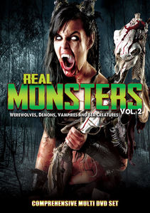 Real Monsters 2: Werewolves Demons Vampires & Sea