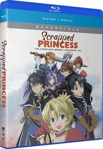 Scrapped Princess: Complete Series