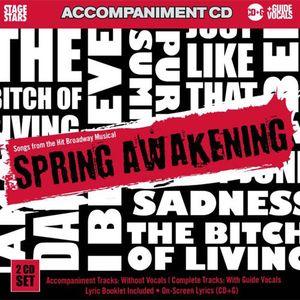 Karaoke: Spring Awakening, Songs From The Broadway Musical