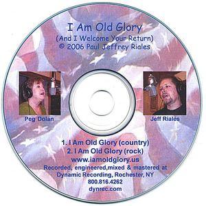 I Am Old Glory & I Welcome Your Return