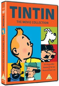 Tintin Movie Collection [Import]