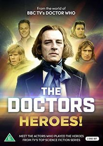 Doctors: Heroes (Dr.Who) [Import]