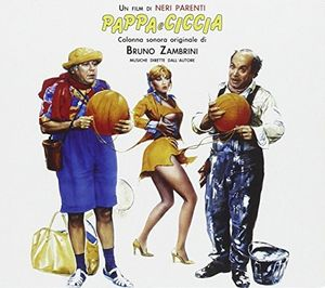 Pappa E Ciccia (Original Soundtrack) [Import]