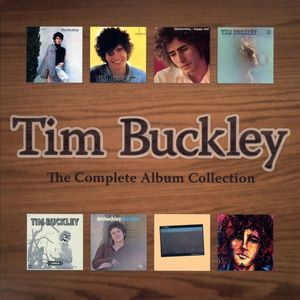 The Complete Albums Collection Tim Buckley [Import]
