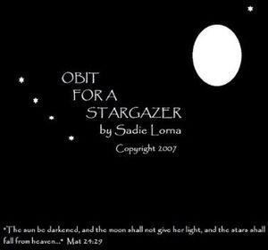 Obit for a Stargazer