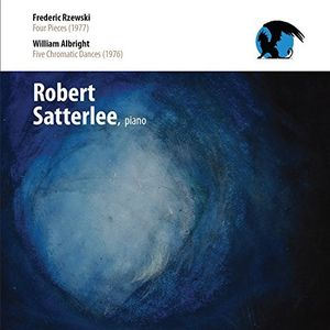 Robert Satterlee Plays Rzewski & Albright