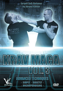 Krav Maga Israeli Self-Defense, Vol. 3: Advanced Techniques
