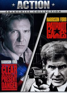 Clear and Present Danger /  Patriot Games