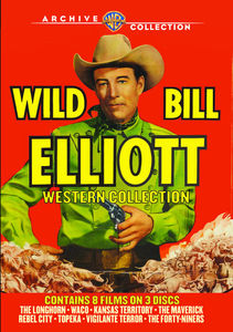 Wild Bill Elliott: Western Collection