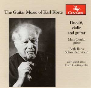 Guitar Music of Karl Korte