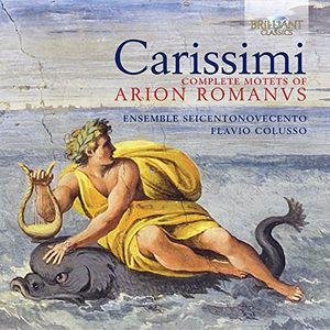 Comp Motets of Arion Romanus