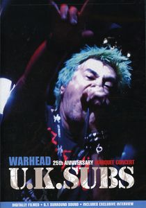 Warhead: 25th Anniversary Live at Marquee