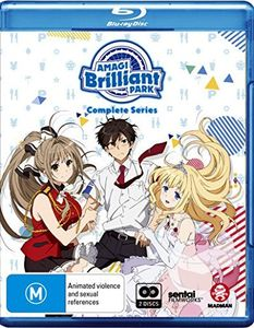 Amagi Brilliant Park: Complete Series [Import]