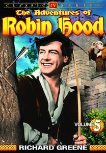 The Adventures of Robin Hood: Volume 5