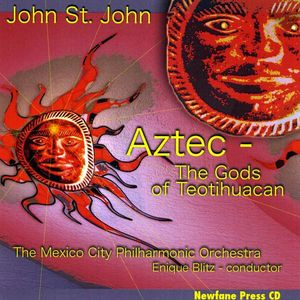 Aztec-The Gods of Teotihuacan