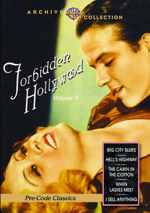 Forbidden Hollywood Collection: Volume 9