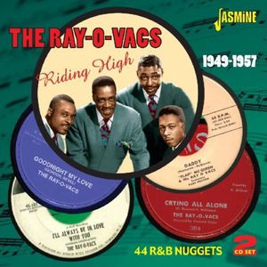 Riding High 1949-1957: 44 R&B Nuggets [Import]