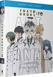 Tokyo Ghoul:Re - Part 1
