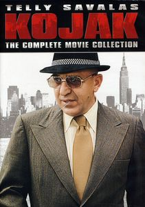 Kojak: The Complete Movie Collection